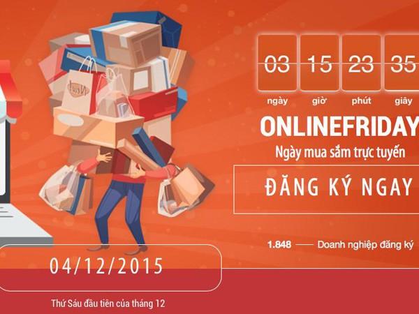 Ngày mua sắm Online Friday 4-12: Người mua không lo bị hớ ảnh 1