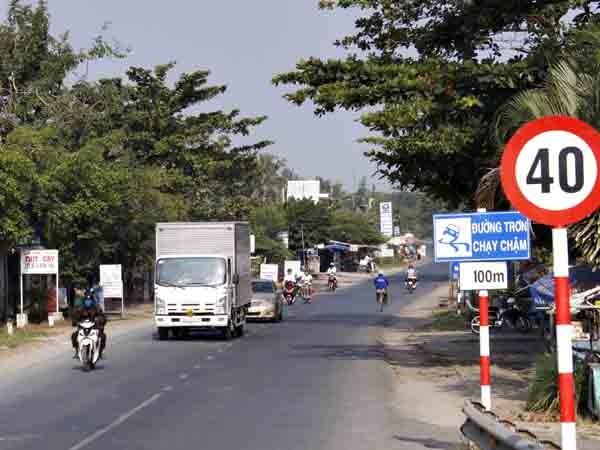 Tăng tốc độ lưu thông cho phương tiện cơ giới: Không lo tăng tai nạn ảnh 1
