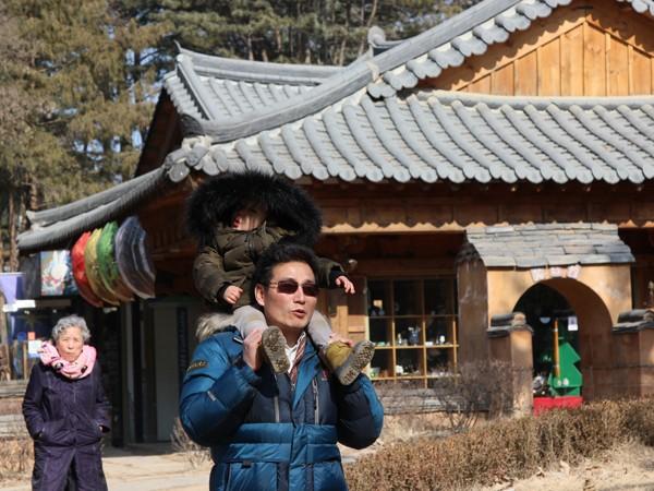 Trải nghiệm mùa đông ở xứ Kim chi ảnh 2