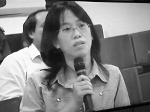 """Truy tố một cán bộ ngân hàng trong vụ án """"siêu lừa"""" Huỳnh Thị Huyền Như ảnh 1"""