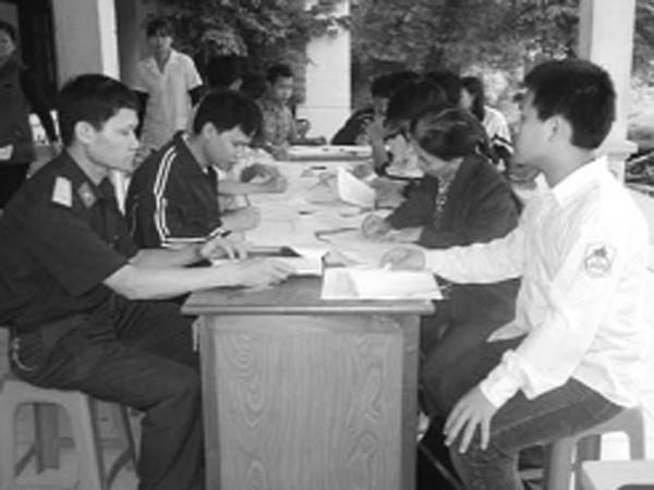 Chính sách với công dân khi đăng ký nghĩa vụ quân sự ảnh 1