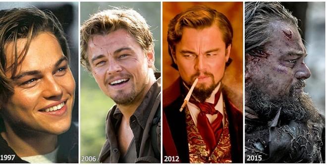 Leonardo DiCaprio gai góc và dị biệt qua từng vai diễn để vươn tới đỉnh cao