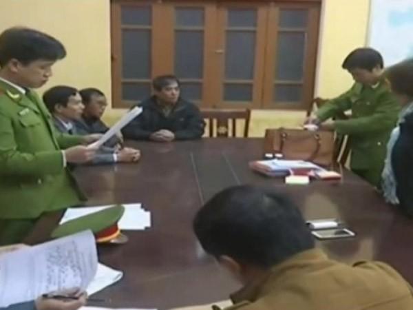 CQĐT thi hành biện pháp tố tụng với Chủ tịch HĐQT Công ty Vipha Việt Nam