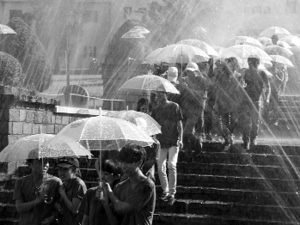 Năm 2014, Đà Lạt đã làm mưa nhân tạo ở quy mô nhỏ phục vụ lễ hội