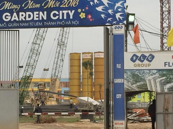 Xử lý dứt điểm những vi phạm kéo dài tại dự án FLC Garden City ảnh 2