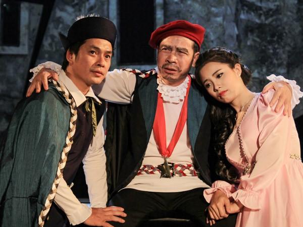 Nghệ sĩ Nhà hát Kịch Việt Nam lưu diễn ở Singapore ảnh 1
