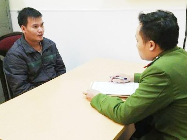 Cảnh sát hình sự Công an Hà Nội đấu tranh với đối tượng tổ chức đánh bạc