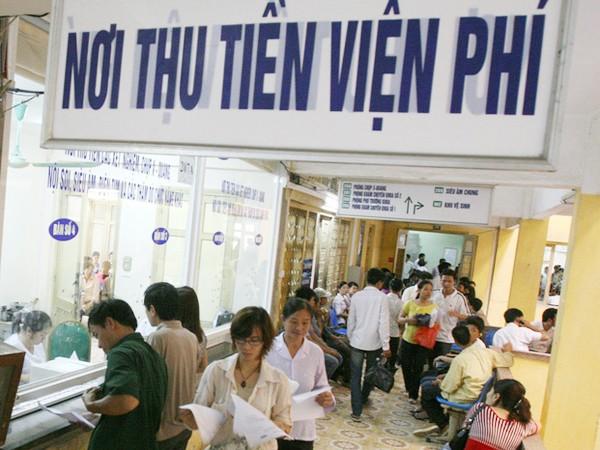 Giá dịch vụ y tế làm CPI tháng 3 tăng mạnh