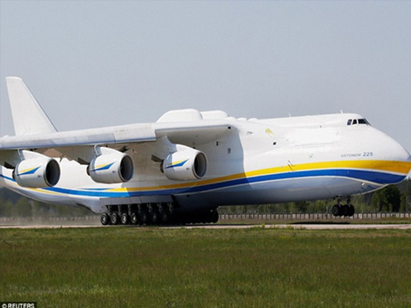 Chiếc máy bay lớn nhất sắp hạ cánh ở Australia