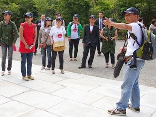 Nhiều doanh nghiệp sử dụng hướng dẫn viên nước ngoài tại Việt Nam