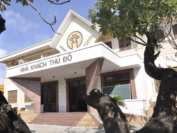 Công trình Nhà khách Thủ đô trên đảo Trường Sa lớn