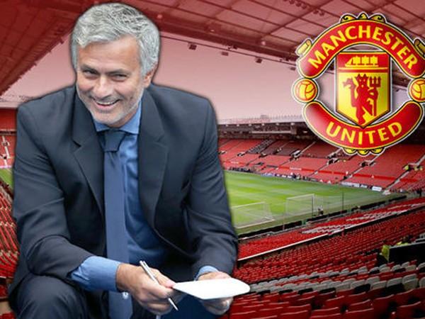 Hôm nay, M.U bổ nhiệm HLV Mourinho