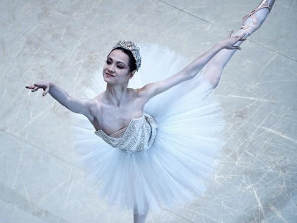 Ngôi sao ballet - Mathilde Froustey