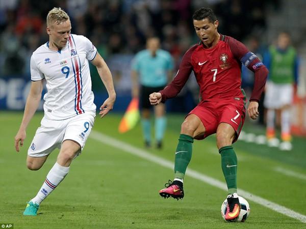 2h ngày 19-6, Bồ Đào Nha - Áo: Trông cả vào Ronaldo