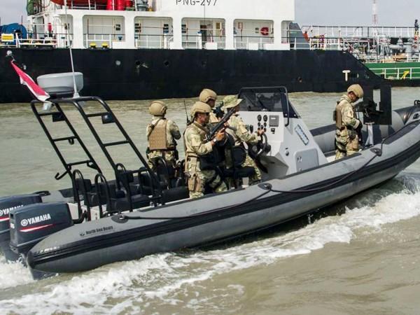 Hải quân Indonesia bắt giữ tàu cá lớn của Trung Quốc xâm phạm vùng biển mà Indonesia tuyên bố chủ quyền