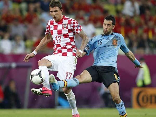 Croatia và Tây Ban Nha sẽ không bung sức mà họ chỉ cần một kết quả hòa