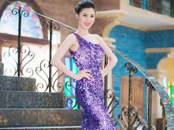 Thí sinh Bùi Thị Hà Anh (Hà Nội) - một trong 35 gương mặt lọt vào bán kết khu vực miền Bắc của cuộc thi