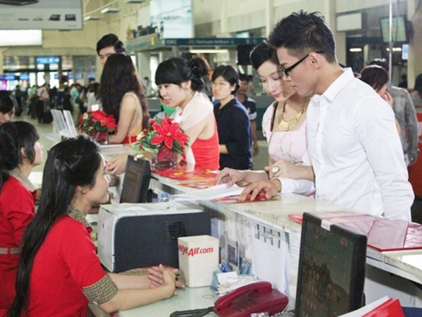 Bỏ trần giá vé máy bay: Lo ngại các hãng hàng không bắt tay làm giá