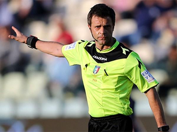 Trọng tài Italia có thể bắt chính trận chung kết