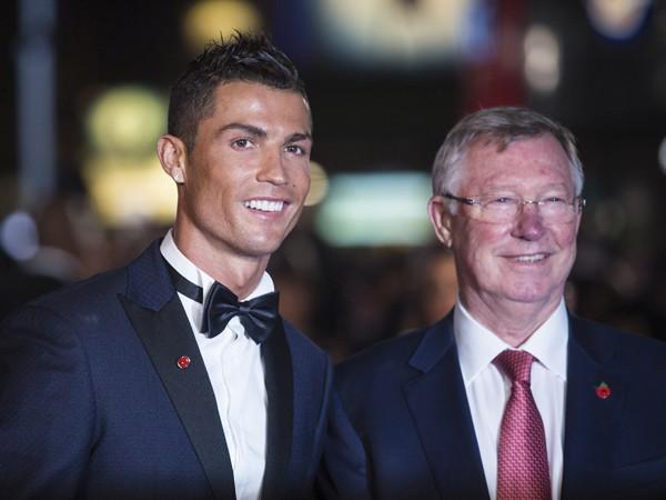 Trong mắt Sir Alex, Ronaldo là cầu thủ xuất sắc nhất thời đại