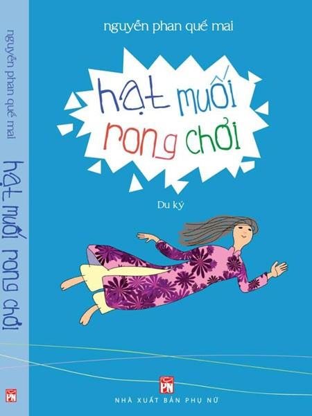 Nguyễn Phan Quế Mai ra sách du ký