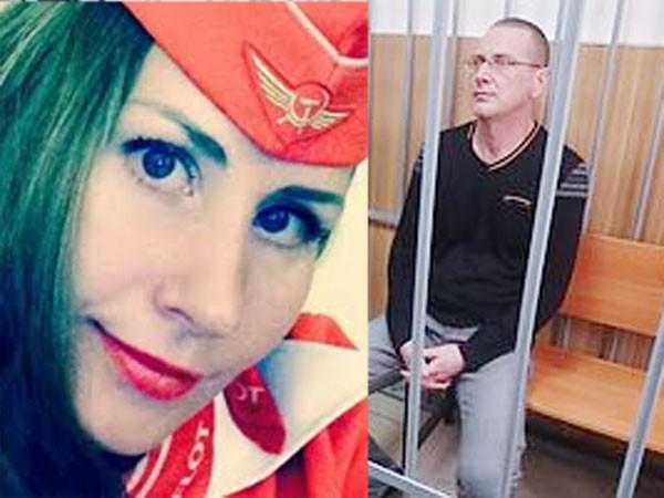 Diễn viên Konstantin và người vợ, nữ tiếp viên hàng không Natalya đã chung sống được 7 năm