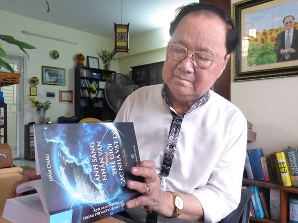 Nhà báo, nhà văn Hàm Châu: Người vẽ chân dung bằng ngôn từ