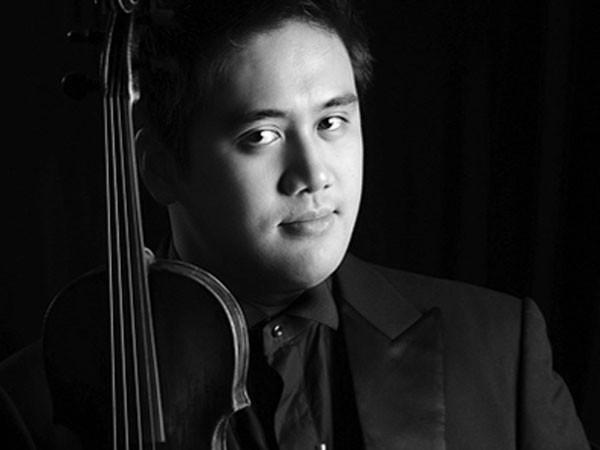Nghệ sỹ violon Bùi Công Duy