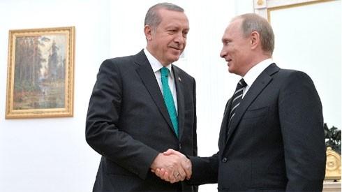 Manh nha ra đời trục Nga - Iran - Thổ Nhĩ Kỳ