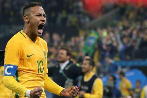 Neymar và các đồng đội đang ở rất gần chức vô địch Olympic đầu tiên