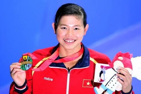 Những tài năng trẻ như Ánh Viên, Phương Trâm nếu được đầu tư đúng mức có hy vọng giành huy chương Olympic bơi lịch sử
