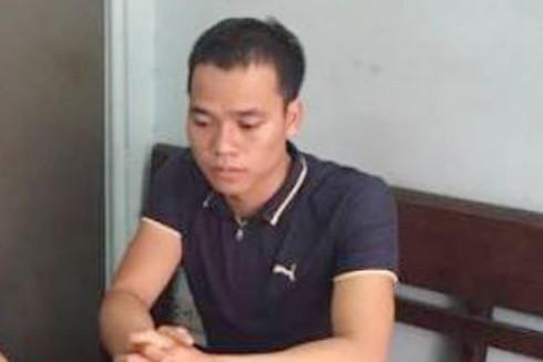 Nguyễn Văn Cường đã đến cơ quan công an đầu thú