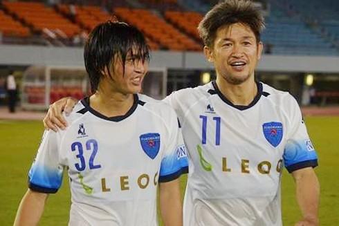 Huyền thoại bóng đá Nhật nâng bước Tuấn Anh