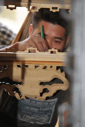 Sơn Đồng còn nổi tiếng với những tác phẩm khó và phức tạp