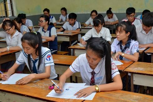 Thí sinh lo thích ứng với yêu cầu mới của kỳ thi THPT quốc gia 2017