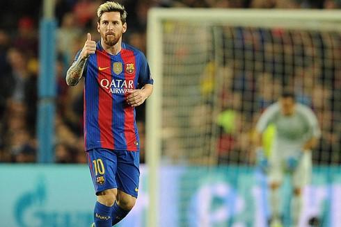 Rò rỉ tin Messi chia tay Barca