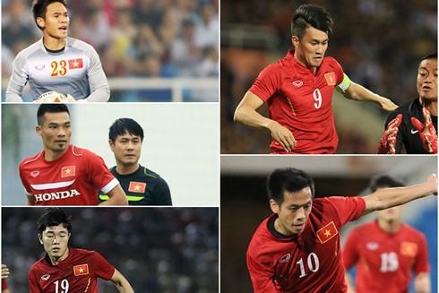 Năm điểm tựa của ĐT Việt Nam ở AFF Cup