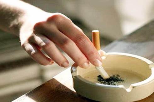 Báo động nhà hàng ô nhiễm khói thuốc lá ảnh 2
