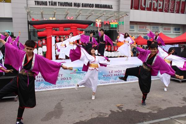Thưởng thức văn hóa Nhật Bản tại Hà Nội qua Lễ hội tuyết Yuki Matsuri ảnh 1