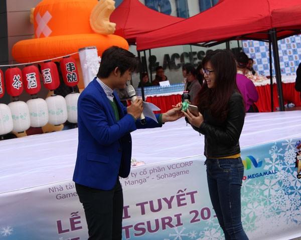 Thưởng thức văn hóa Nhật Bản tại Hà Nội qua Lễ hội tuyết Yuki Matsuri ảnh 5