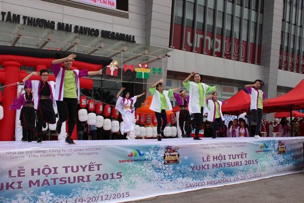 Thưởng thức văn hóa Nhật Bản tại Hà Nội qua Lễ hội tuyết Yuki Matsuri ảnh 3