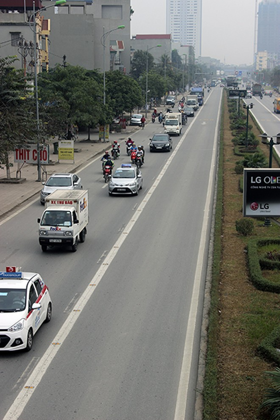 Buýt nhanh BRT Hà Nội và các nước ảnh 2