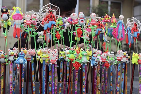 Lễ hội Gói bánh chưng trao yêu thương đến trẻ em vùng cao ảnh 6