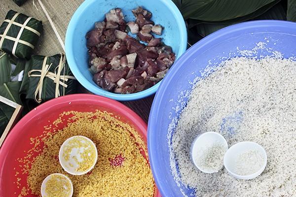 Lễ hội Gói bánh chưng trao yêu thương đến trẻ em vùng cao ảnh 9