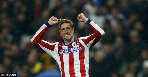 Torres lập cú đúp, Atletico vượt mặt Real tiến vào tứ kết Cúp Nhà Vua ảnh 1