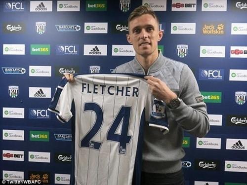 Fletcher chia tay MU trong ngày cuối cùng của kỳ chuyển nhượng mùa đông năm nay