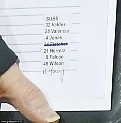 """HLV Louis van Gaal """"quên"""" là MU đã chia tay Fletcher"""