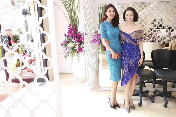 Dàn sao hội tụ chúc mừng MC Thanh Mai ảnh 9