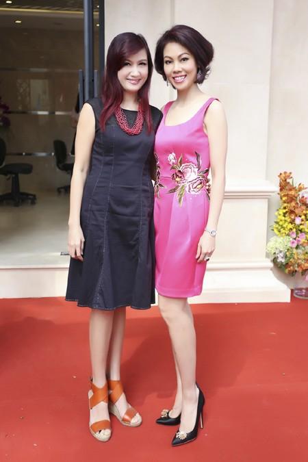 Dàn sao hội tụ chúc mừng MC Thanh Mai ảnh 5