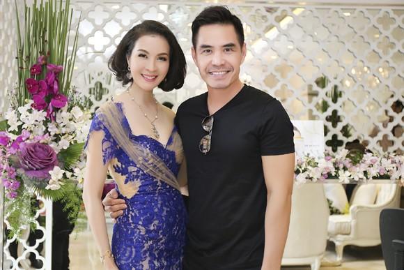 Dàn sao hội tụ chúc mừng MC Thanh Mai ảnh 1